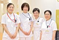 乳腺超音波検査スタッフ